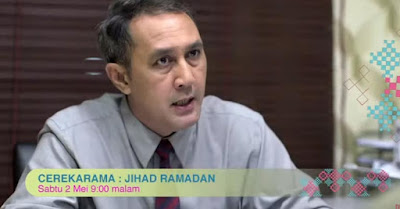 Cerekarama Jihad Ramadan (TV 3)