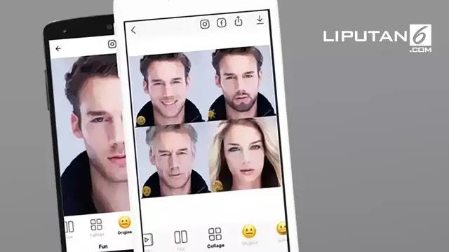 Benarkah FaceApp Curi Data Pengguna?