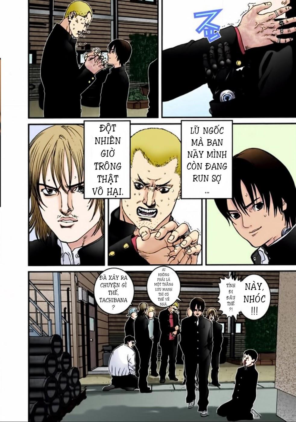 Gantz Chap 24: Sức mạnh trang 18
