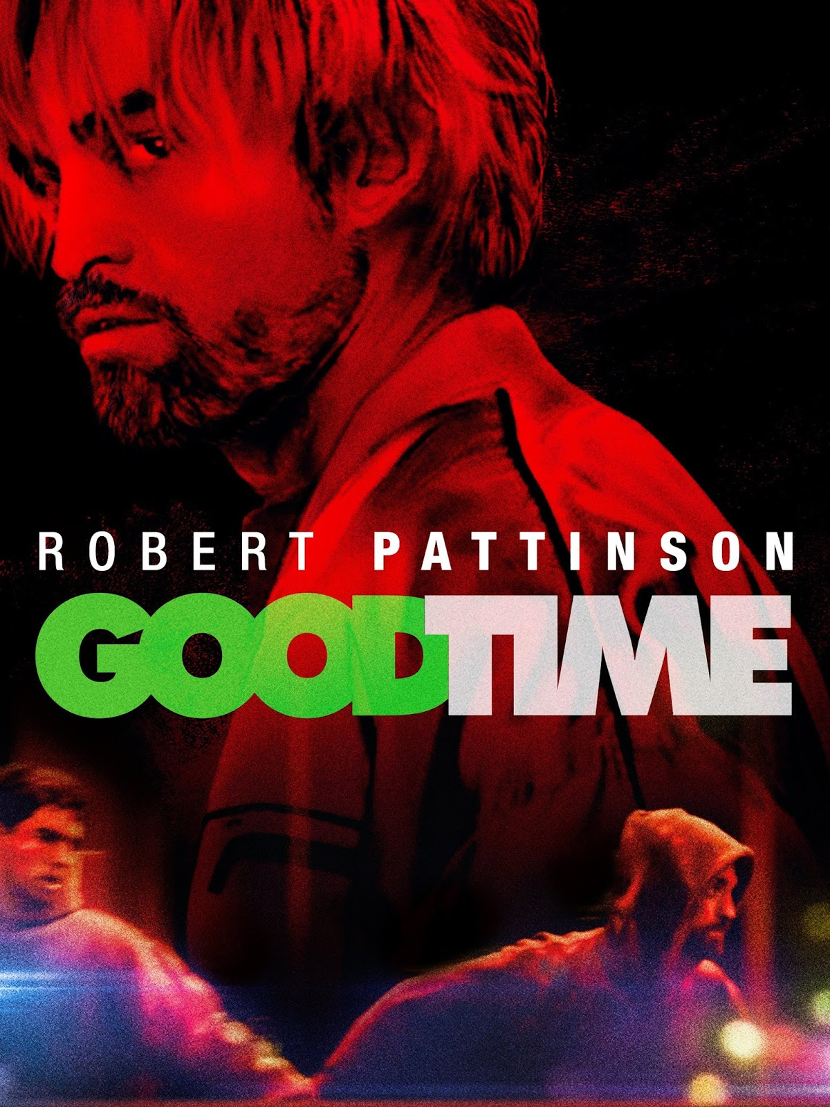 Good Time (2017) กู๊ด ไทม์