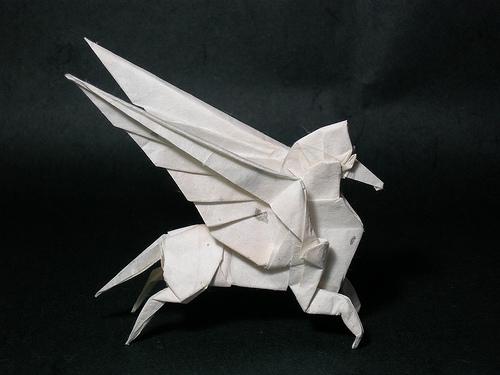 Origami Pegasus Sweet Souvenir