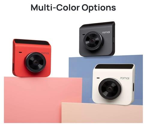 70mai QHD Front and Rear Car Dash Cam Camera