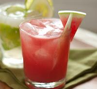 Cocktail Caipiroska de Sandía