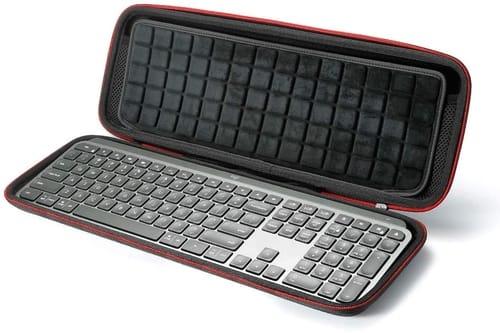 Review Hard Case for Logitech MX Keys Advanced Wireles