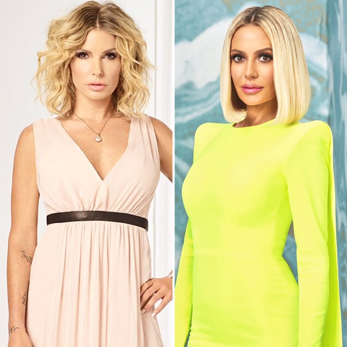 """Eden Sassoon Slams Dorit Kemsley's Appearance Over Alleged Plastic Surgery; Says """"NOTE TO ALL WOMEN… Don't Over Do It. TRUE BEAUTY IS WITHIN"""""""