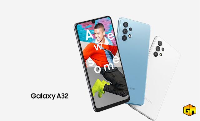 Galaxy A32 8GB + 128GB Gizmo Manila