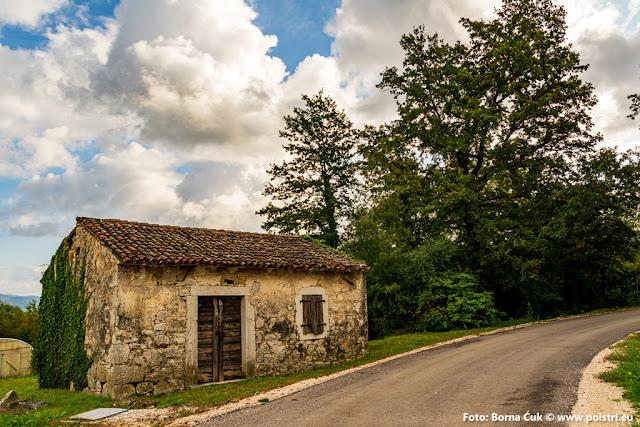Nardući u Istri