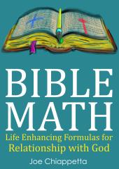 Bible Math book by Joe Chiappetta