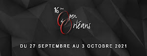Le TCSDH est partenaire de l'Open d'Orléans