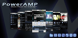 Poweramp Music Player 3-869 Apk + MOD Full (Patched) Android