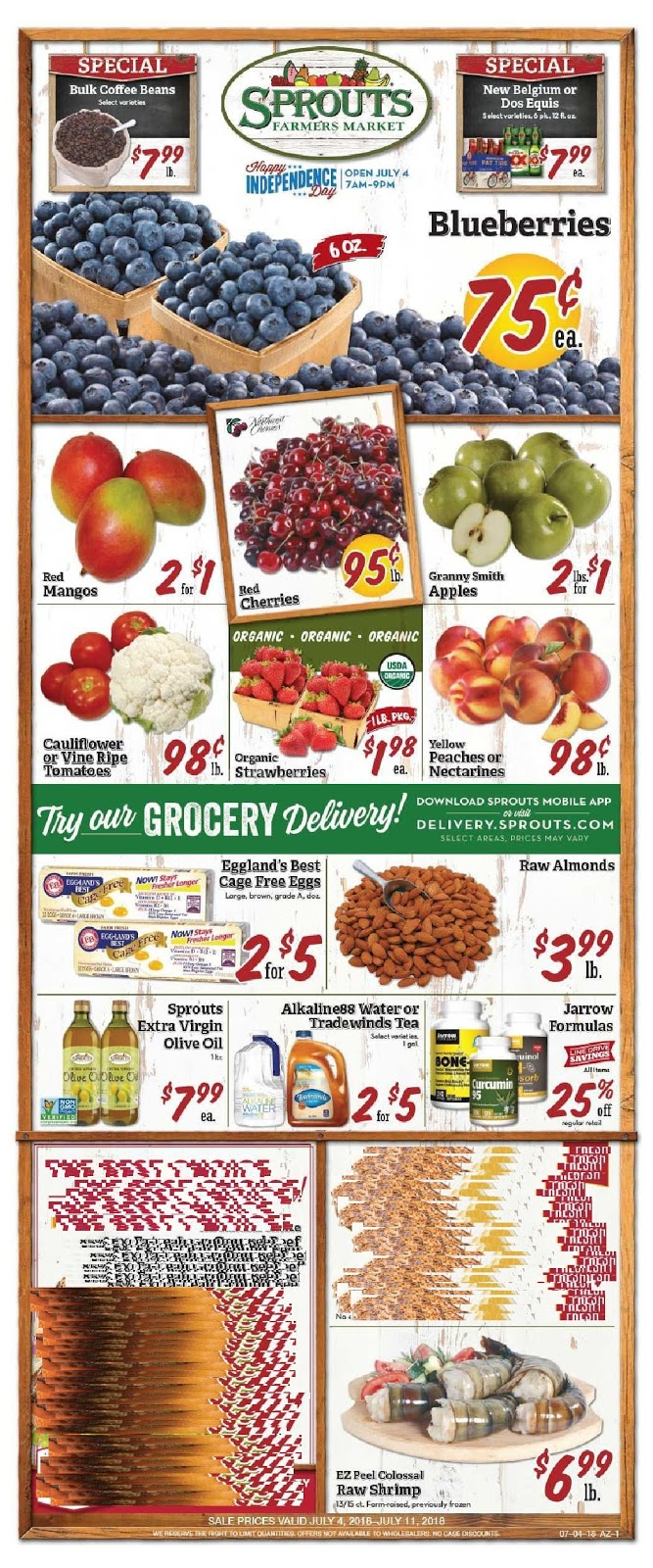 Summary -> Sprouts Weekly Ad Sprouts Ad Grocery Ads