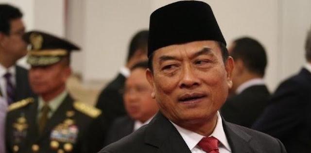 Jokowi Kecewa Berat, Bisa Saja Moeldoko Direshuffle Pertengahan Tahun