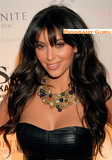 Kanye West Wife- Kim Kardashian net worth