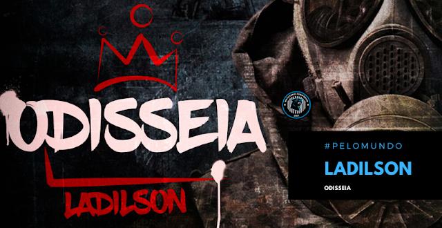 """O rapper angolano Ladilson lançou o EP """"Odisseia"""""""