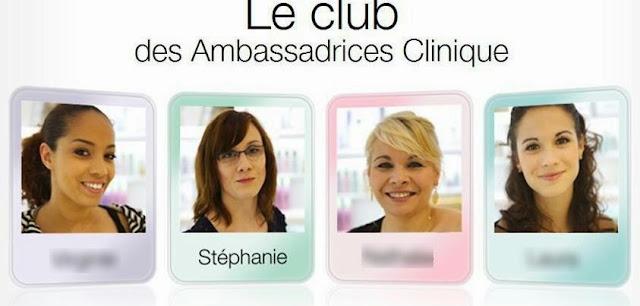 L'année où j'ai été ambassadrice Clinique - 2012.2013 - Part.1