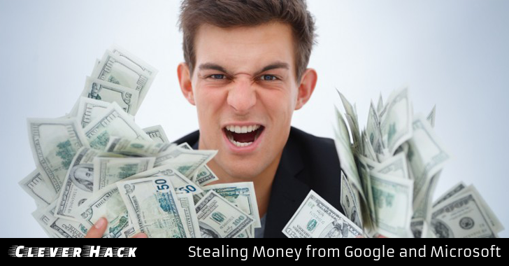 That's A Clever Hack! How anyone could make Money from Google and Microsoft