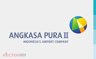 Logo Angkasa Pura II - Download Vector File SVG (Scalable Vector Graphics)