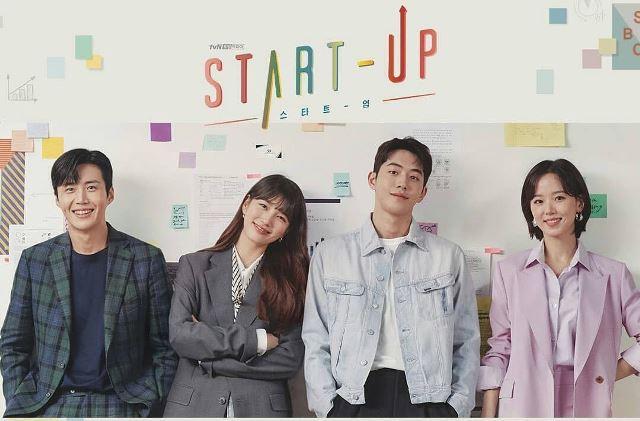 Poster Drama Start-Up