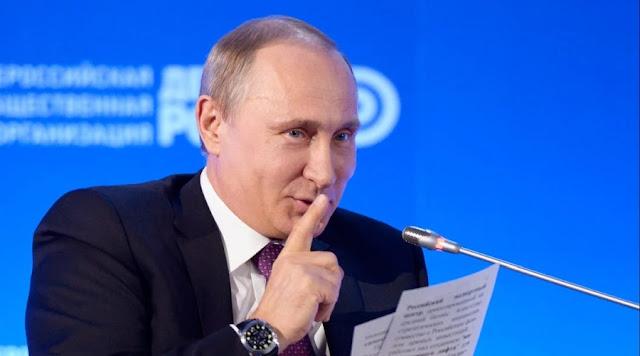Μήπως ο Πούτιν τρολάρει τις ΗΠΑ;