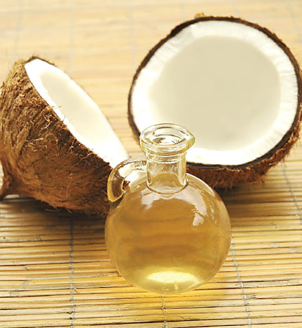 coconut oil for fat loss