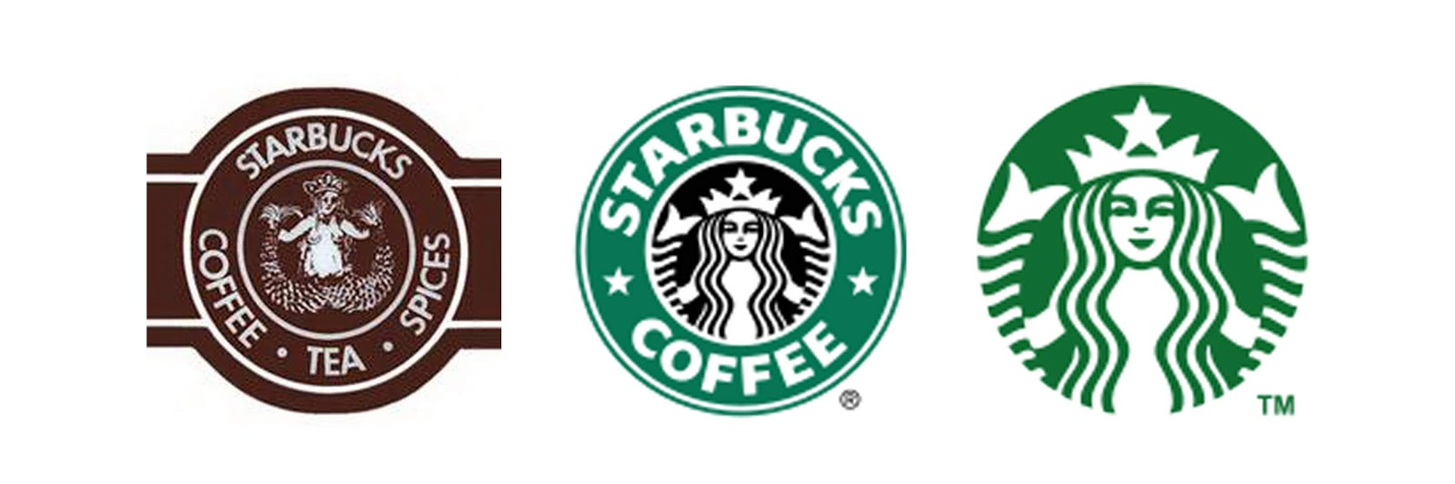 Perubahan logo starbucks