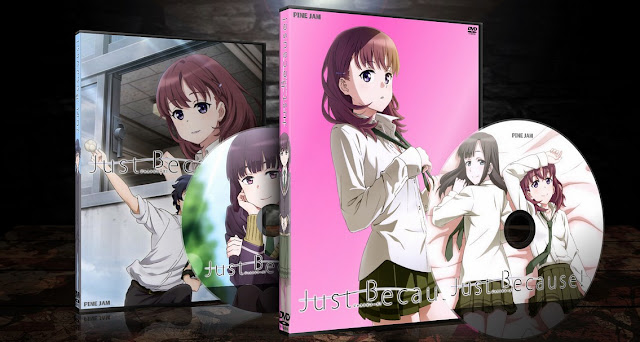 Just Because! | Cover DVD |