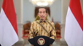 Jokowi Ingatkan ASN Tak Boleh Minta Dilayani dan Bergaya Kolonial