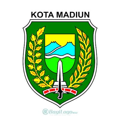 Kota Madiun Logo Vector