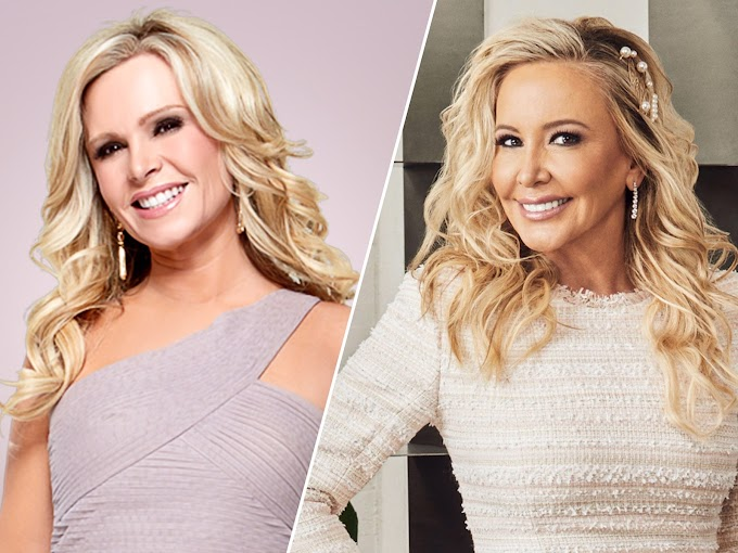 "Tamra Judge Gets Candid About Her Fallout With Shannon Beador; Says ""I Just Feel Betrayed"""