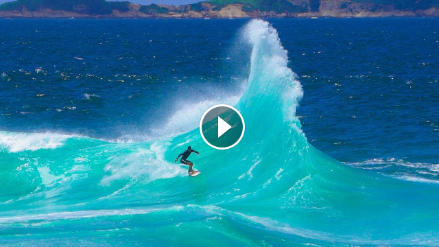 WE SHOULD NOT HAVE SURFED THIS WAVE DANGEROUS BACKWASH