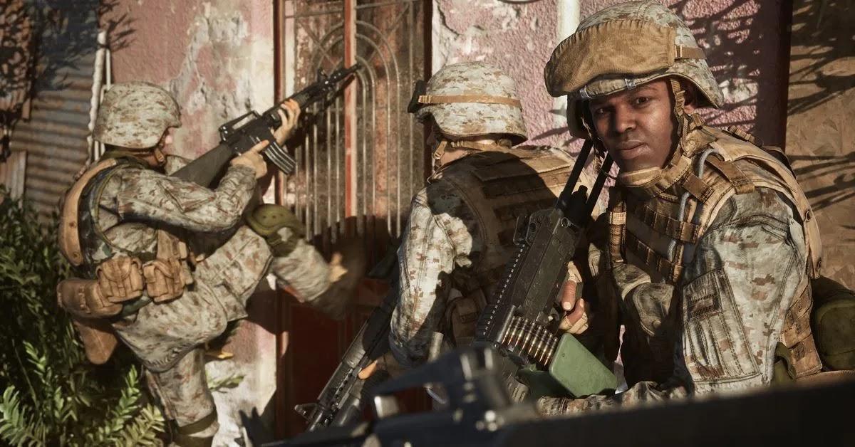 Six Days in Fallujah Game