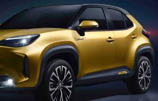 Toyota Yaris Terbaru Dengan Platfrom TNGA Baru