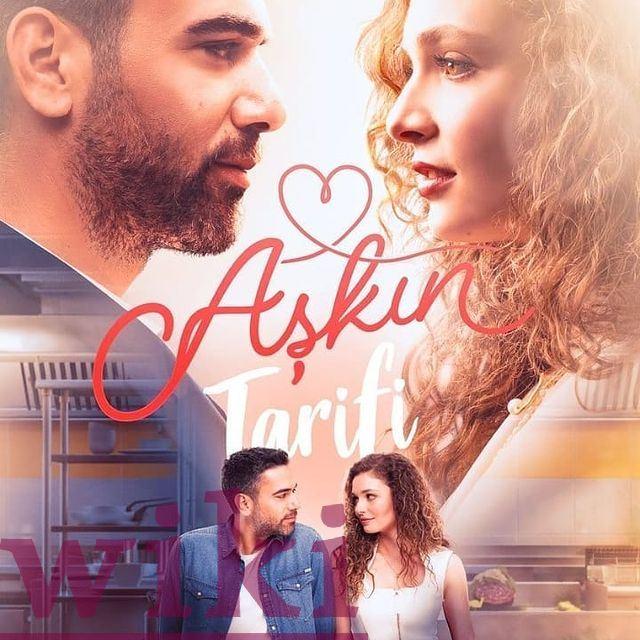 The story of the Aşkın Tarifi series