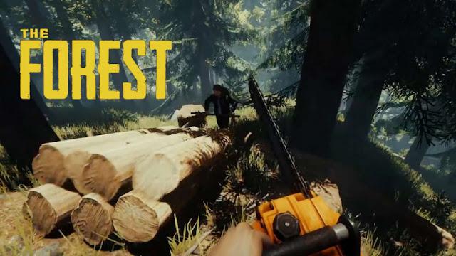 The Forest v 1.12 تحميل مجانا + طريقة لعب اون لاين