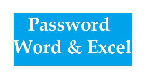 Cara Membuat Password Dokumen Word/Excel Di Microsoft Office 2010 Dan 2007 Terbaru