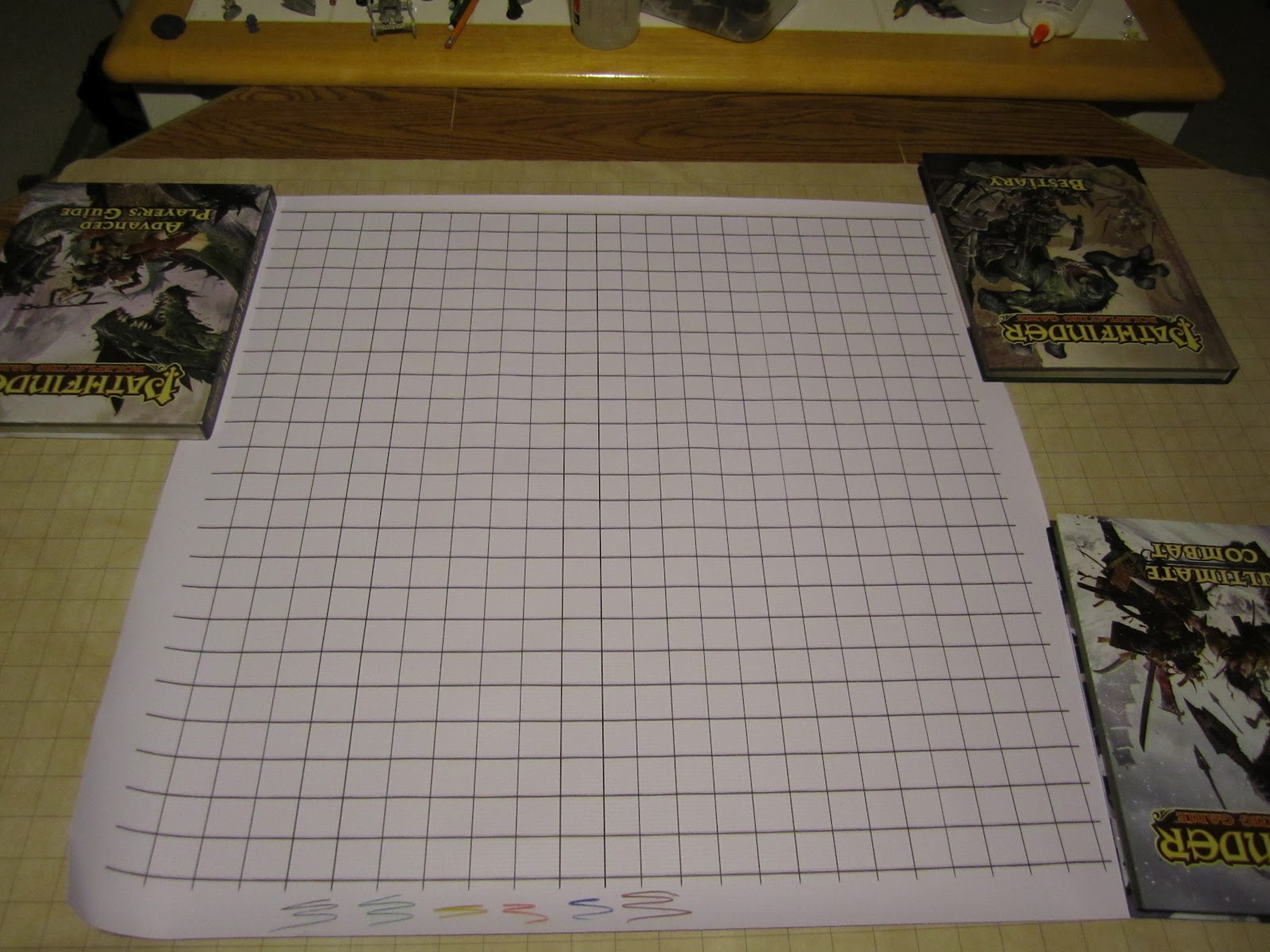 The Dungeon Crawl Alternative For Gaming Mats