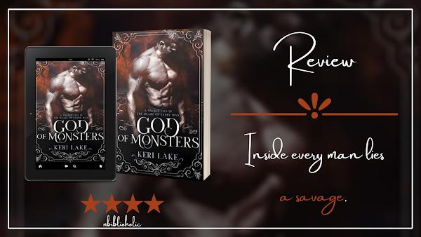 God of Monsters by Keri Lake