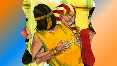 O perdão de José a seus irmãos