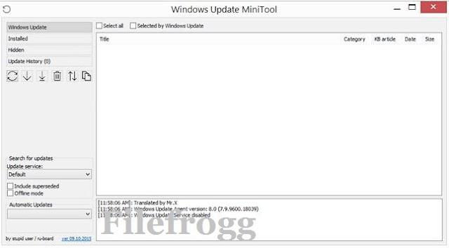 Windows Update MiniTool Terbaru