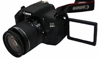 Harga dan Spesifikasi Kamera Canon EOS 600D