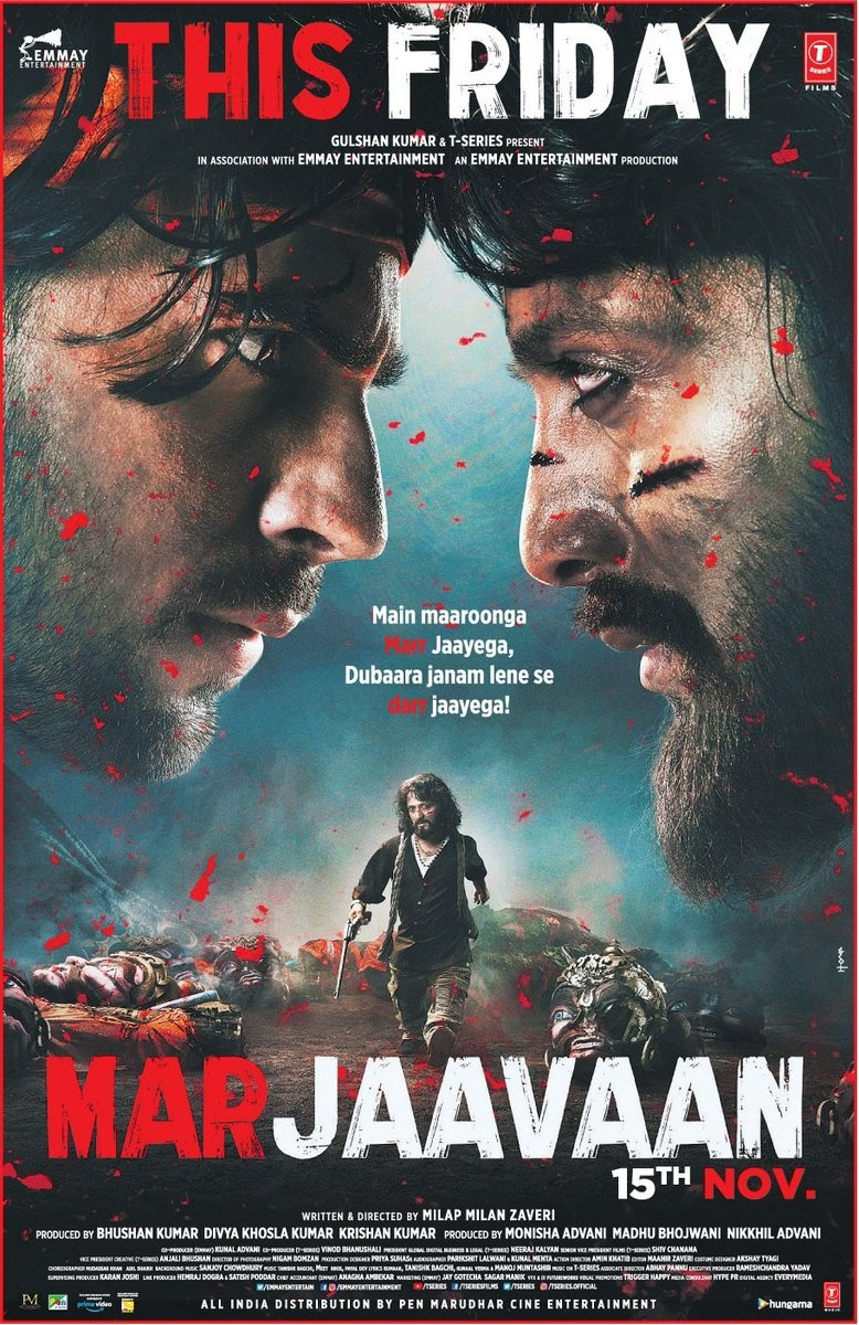 marjaavaan box office collection day 6 : मरजावां ने मचाया धमाल, कमाए इतने करोड़ रूपये ?