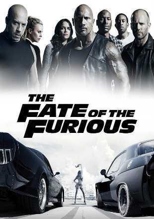 Fast and Furious 8 (2017) Full Hindi Movie Download Dual Audio BRRip 720p