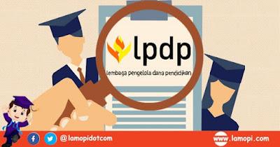 Pendaftaran Beasiswa LPDP Dibuka 6 Oktober 2020