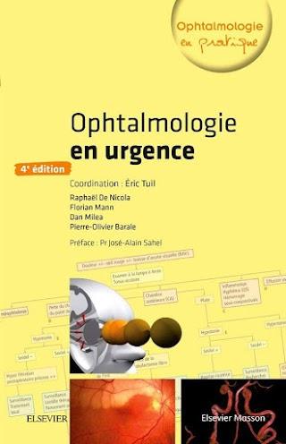 Ophtalmologie en urgence 04 e édition 2018 pdf gratuit