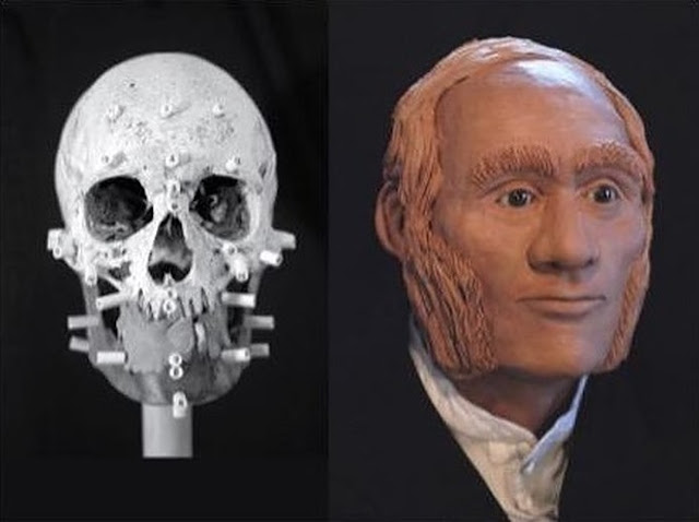 First member of ill-fated 1845 Franklin expedition is identified by DNA analysis