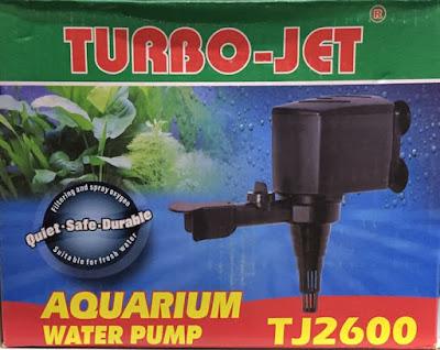 Contoh Gambar Salah Satu Pompa Air Merk Turbo-Jet