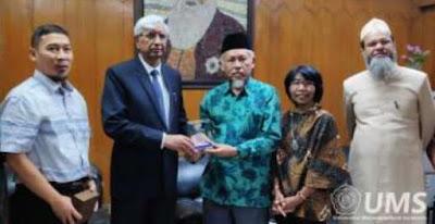 UMS Kirim Delegasi ke Aligarh Muslim University (AMU)