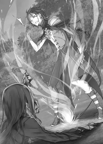Hector - Penyihir Dosa Kemurungan