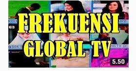 Frekuensi Global Televisi Palapa D Terkini. G