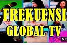 Terbaru : Inilah Frekuensi Global tv 2020 mpeg2